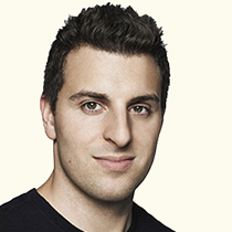 Brian Chesky-Airbnb 创始人